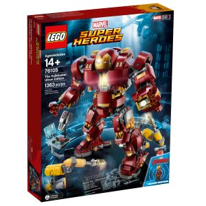 lego 76105 the hulkbuster ultron edition