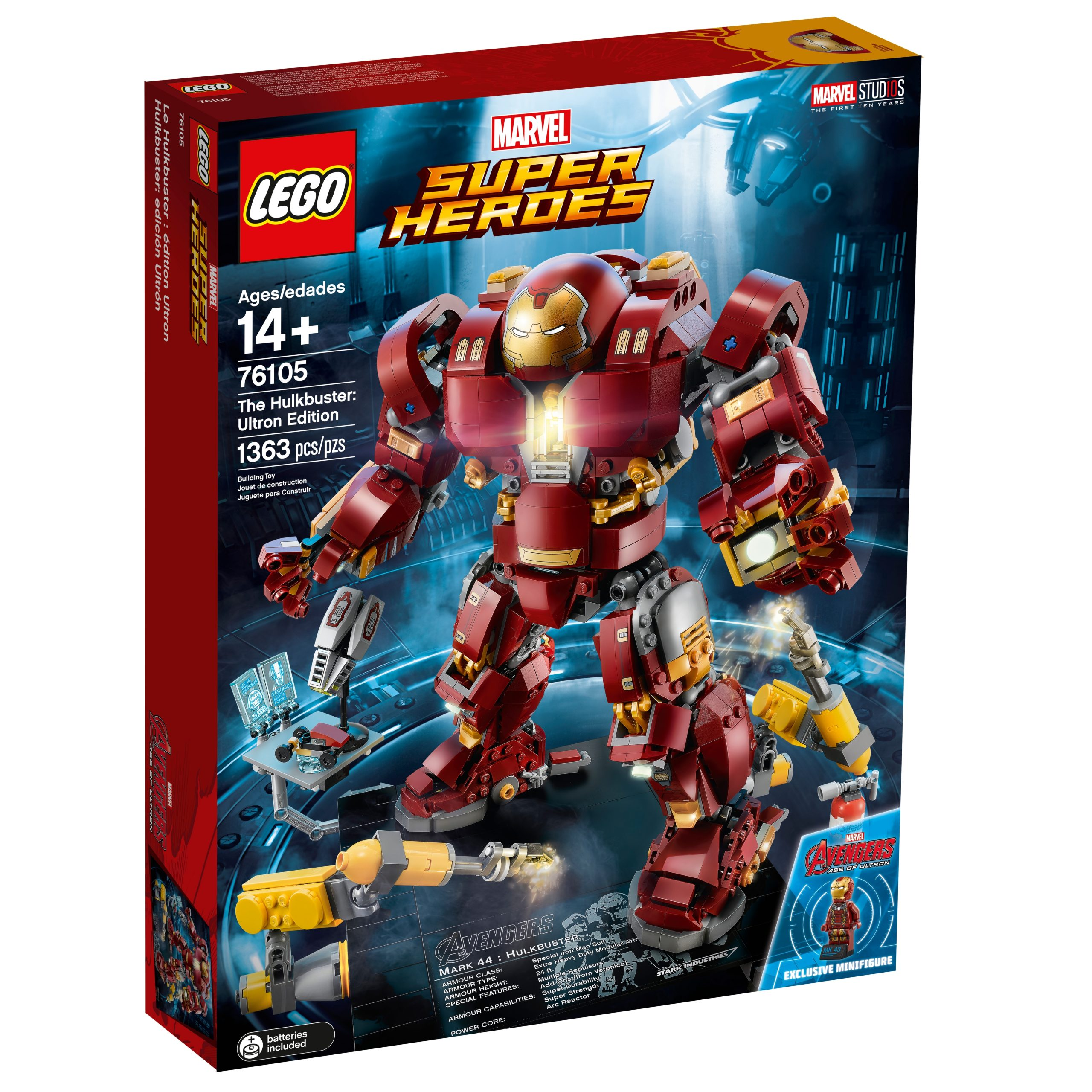 lego 76105 the hulkbuster ultron edition scaled