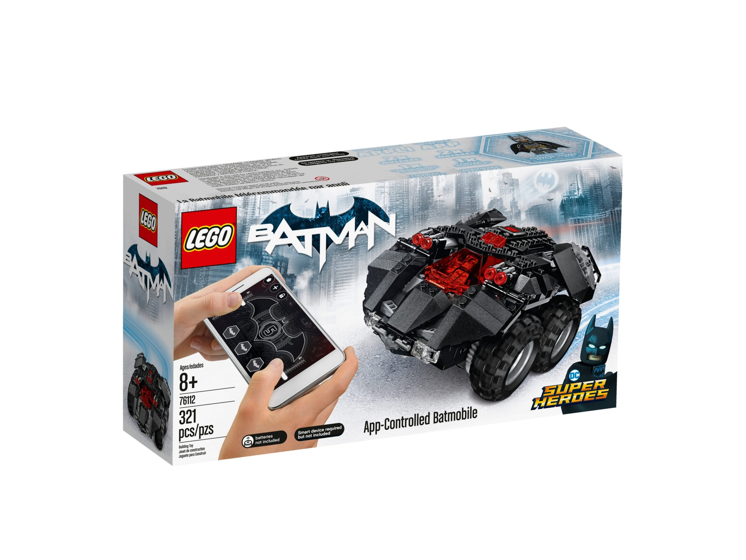 lego 76112 app controlled batmobile scaled