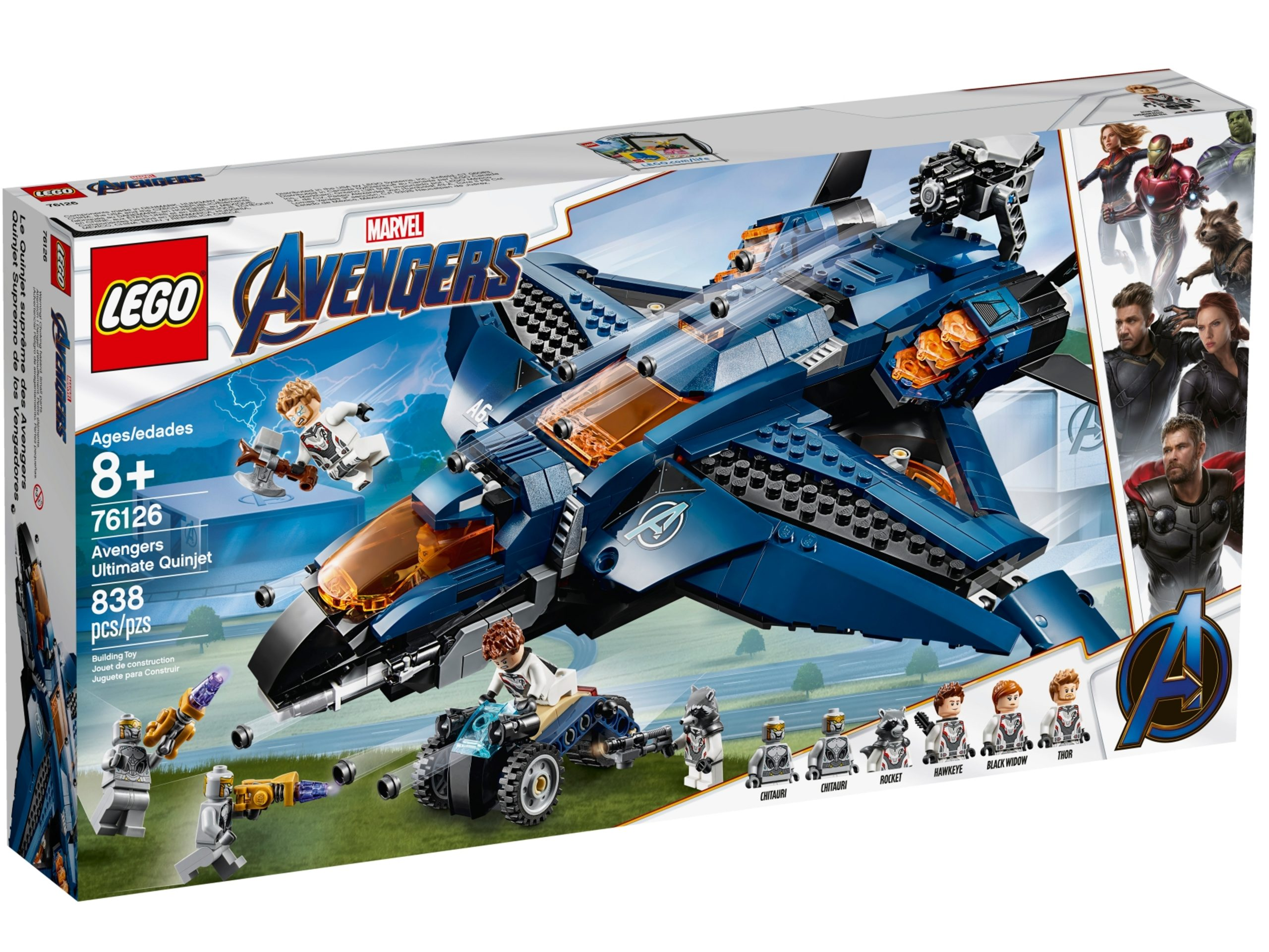 lego 76126 avengers ultimate quinjet scaled