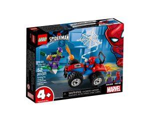 lego 76133 spider man car chase