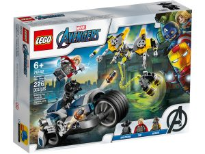 lego 76142 avengers speeder bike attack