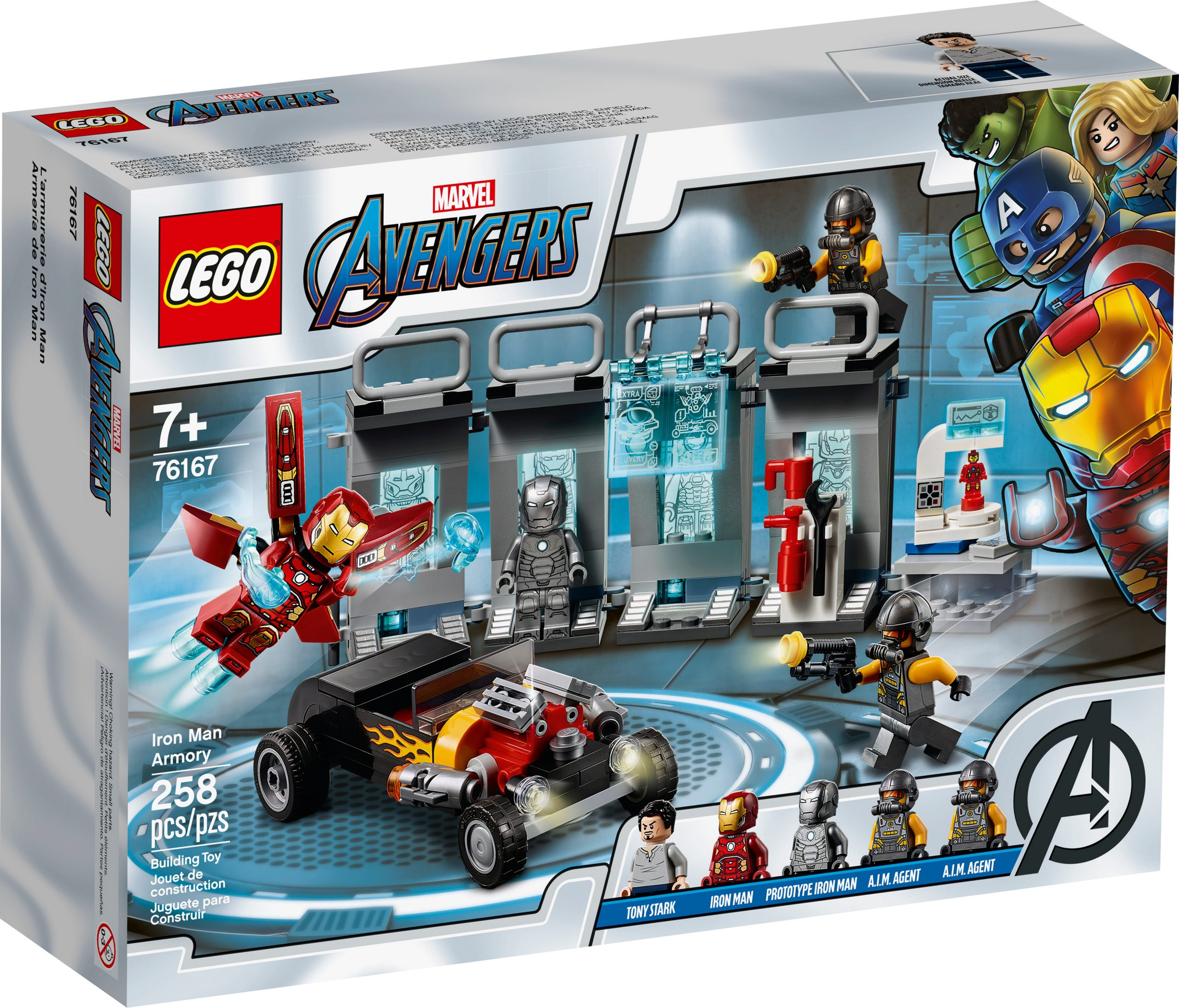 lego 76167 iron man armory scaled