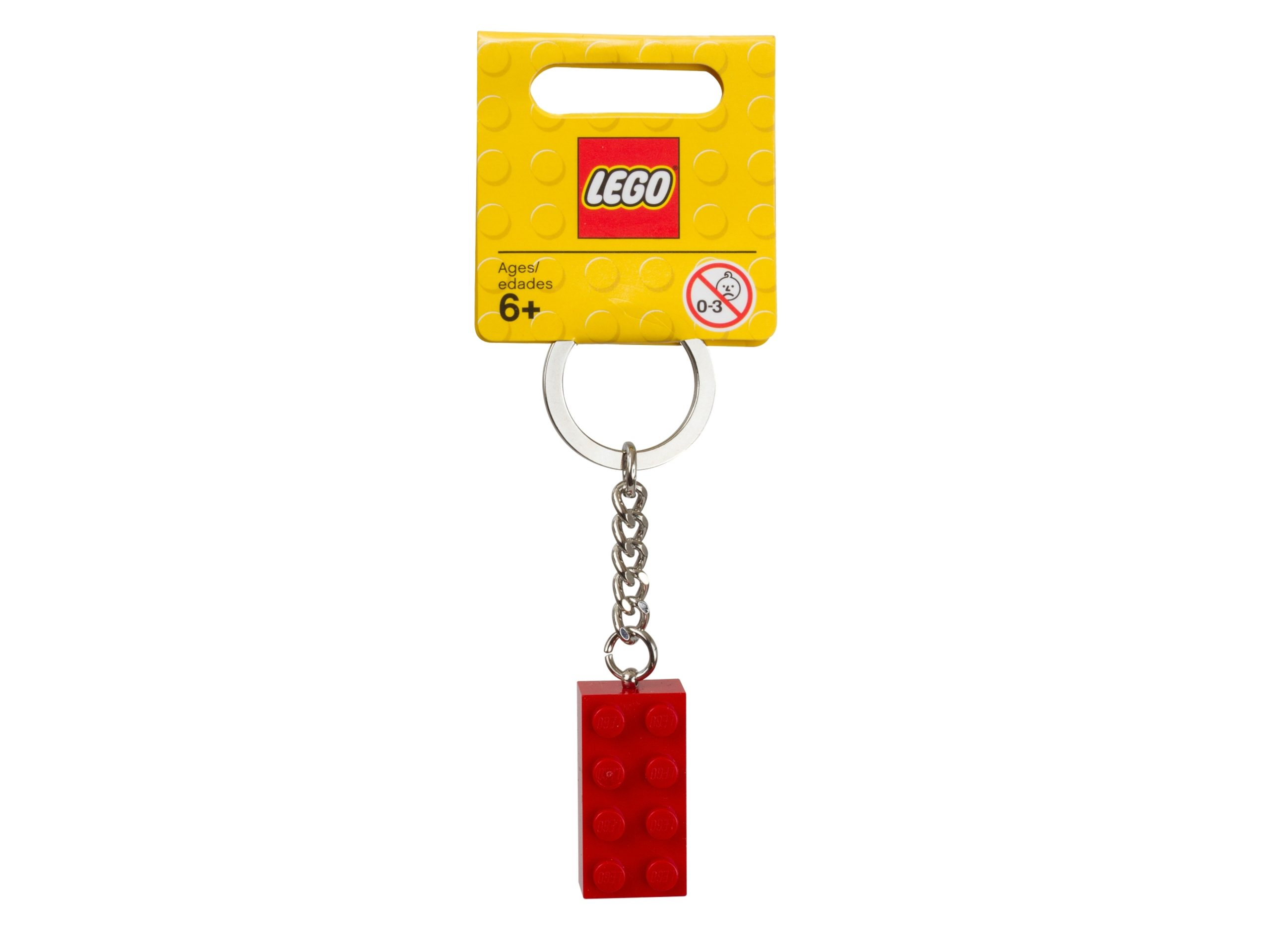 lego 850154 red brick key chain scaled