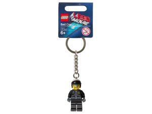 lego 850896 movie bad cop key chain