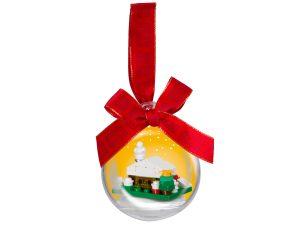 lego 850949 christmas snow hut ornament