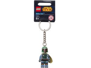lego 850998 star wars boba fett key chain
