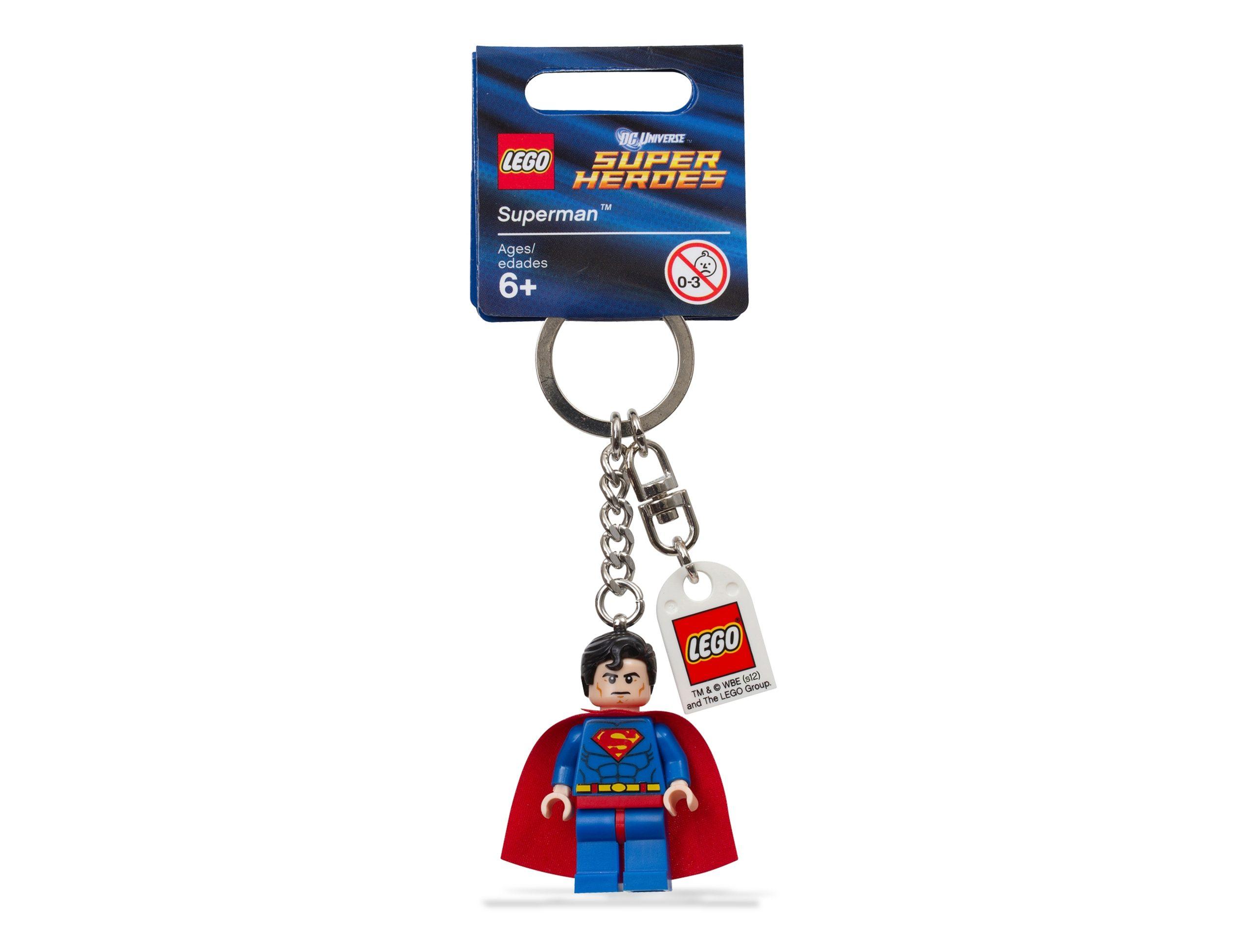 lego 853430 super heroes superman key chain scaled