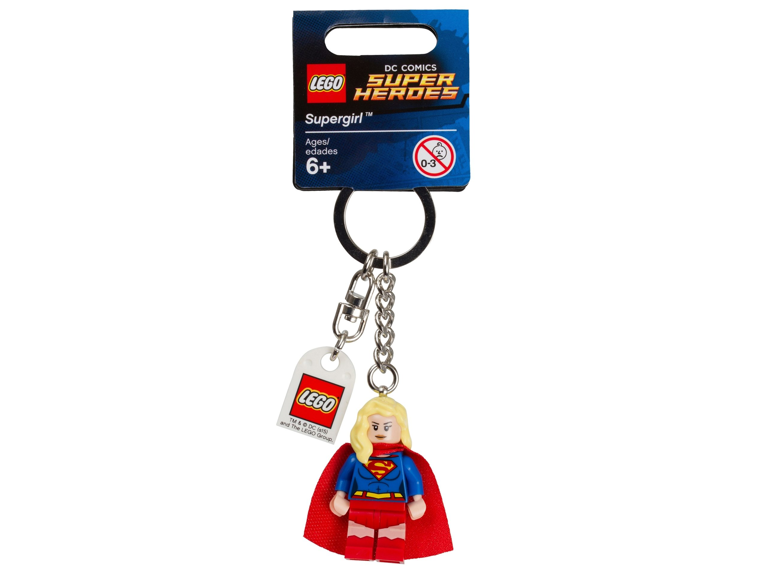 lego 853455 dc comics super heroes supergirl keychain scaled