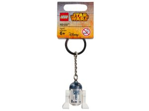 lego 853470 star wars r2 d2 key chain