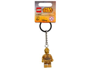 lego 853471 star wars c 3po key chain