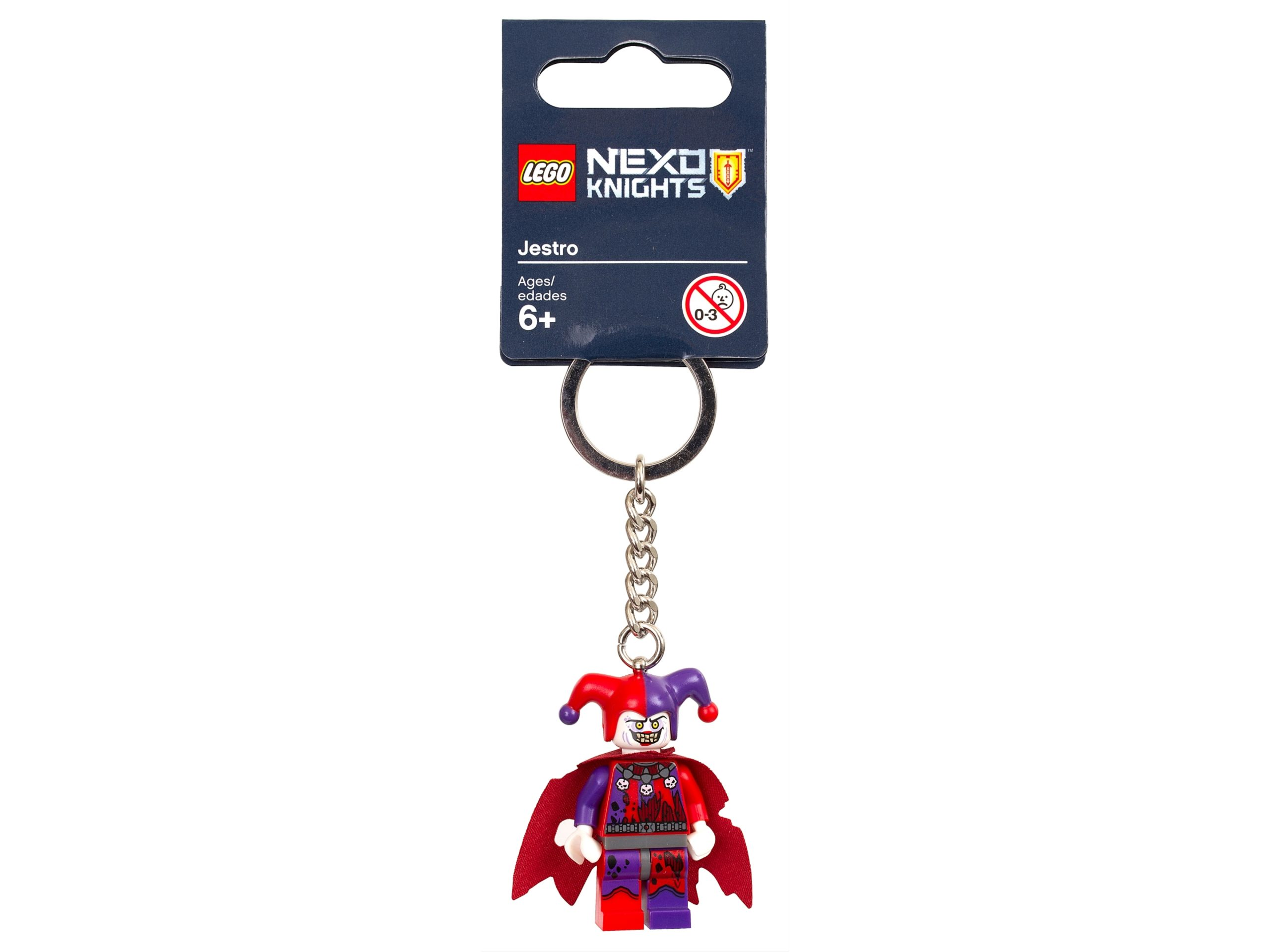 lego 853525 nexo knights jestro key chain scaled
