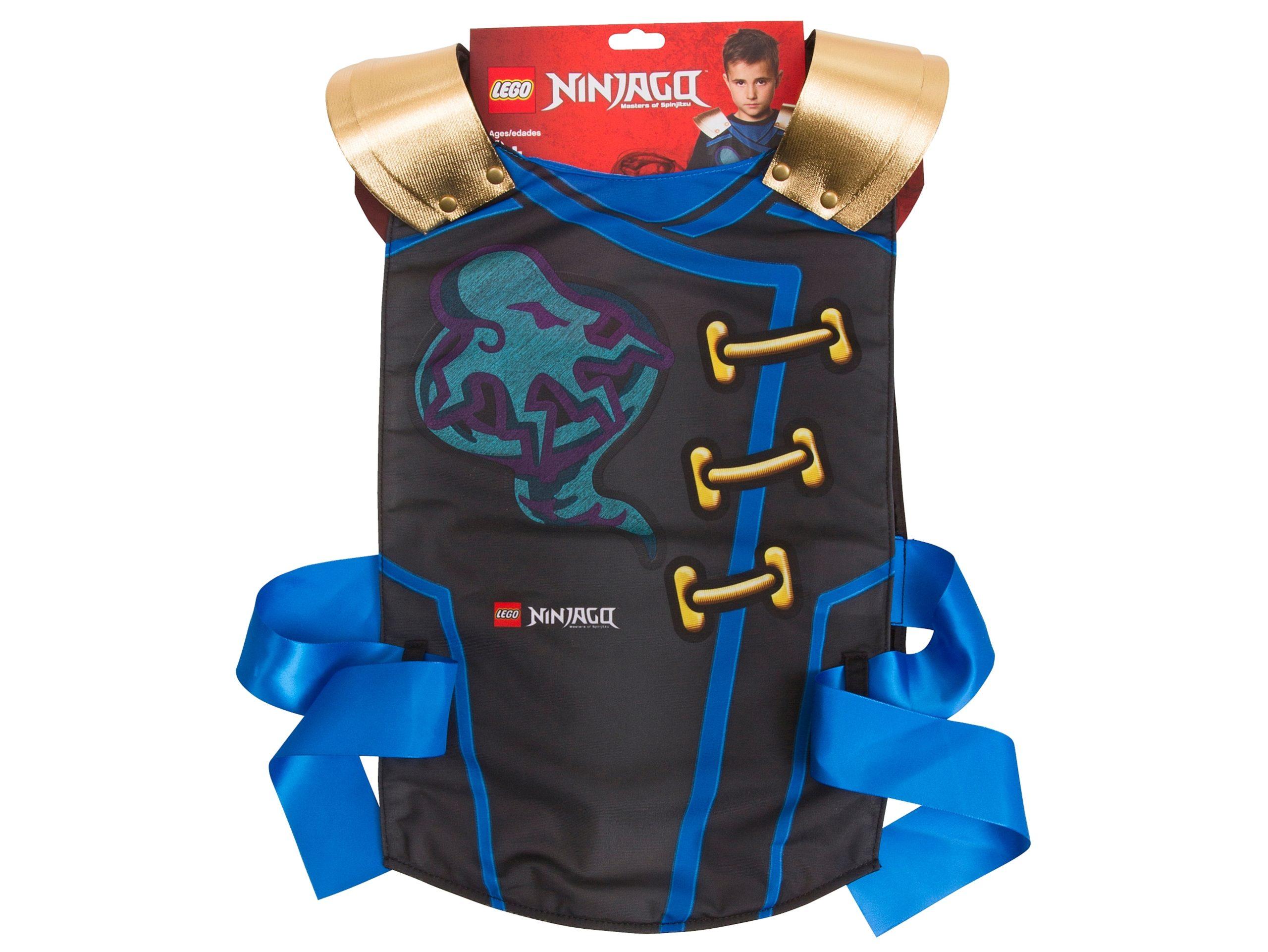 lego 853532 ninjago armor scaled