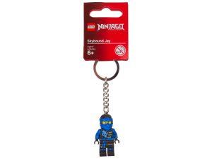 lego 853534 ninjago skybound jay key chain