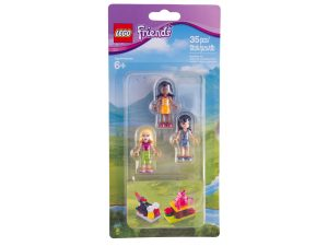 lego 853556 friends mini doll campsite set
