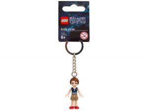 lego 853559 elves emily jones key chain