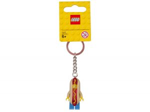 lego 853571 hot dog guy key chain