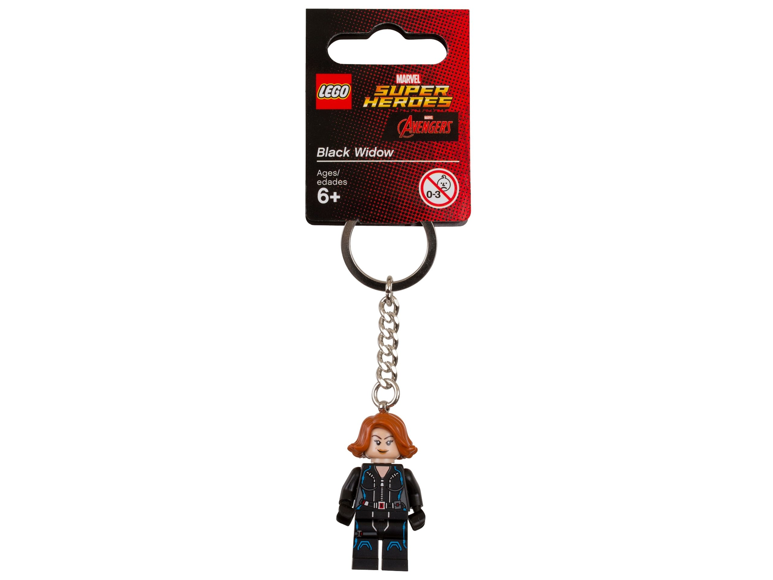 lego 853592 marvel super heroes black widow key chain scaled