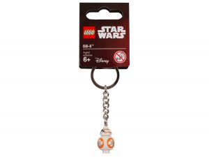 lego 853604 star wars bb 8 key chain