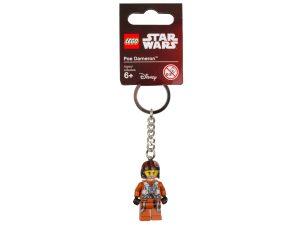 lego 853605 star wars poe dameron key chain