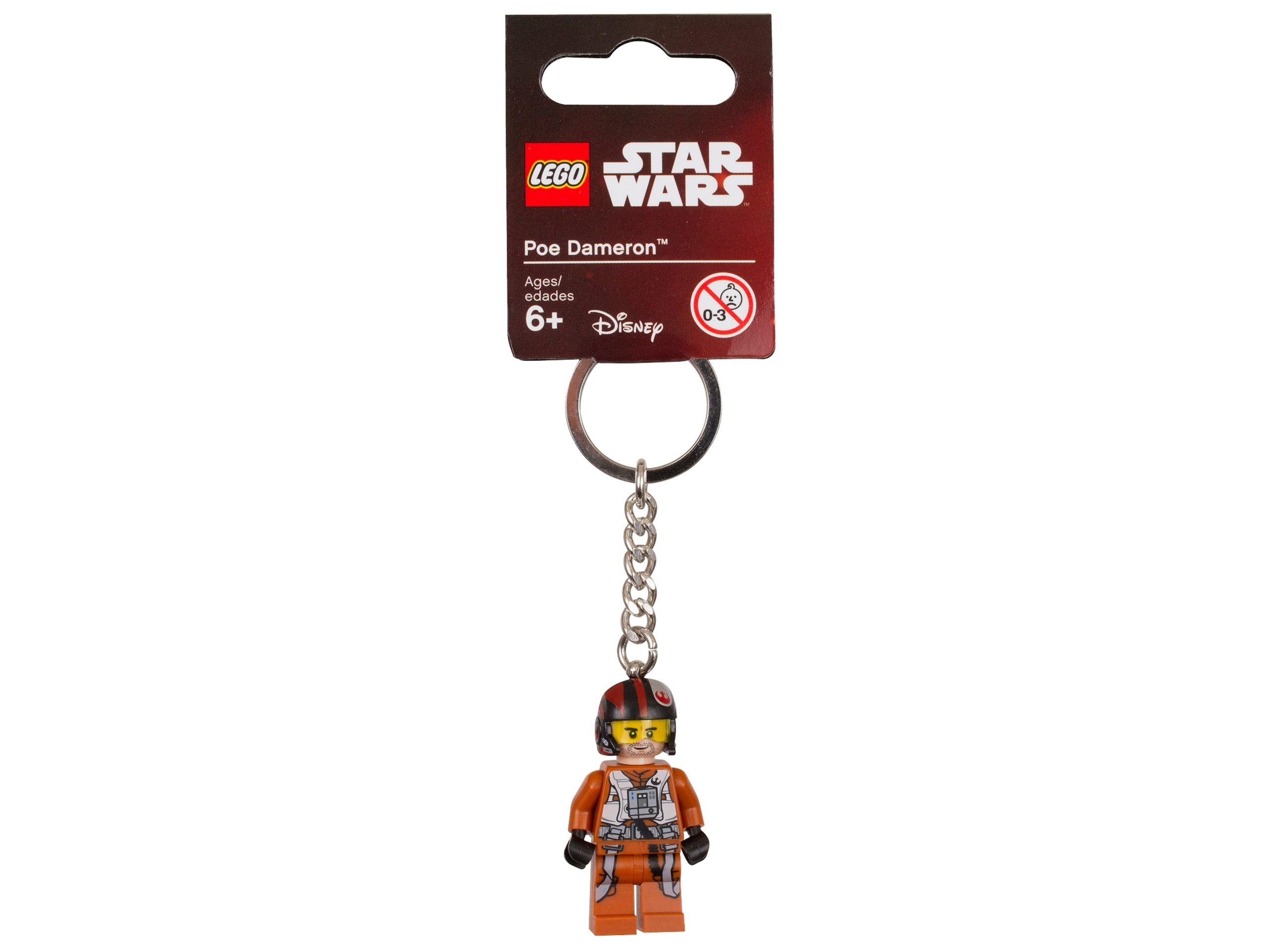 lego 853605 star wars poe dameron key chain scaled