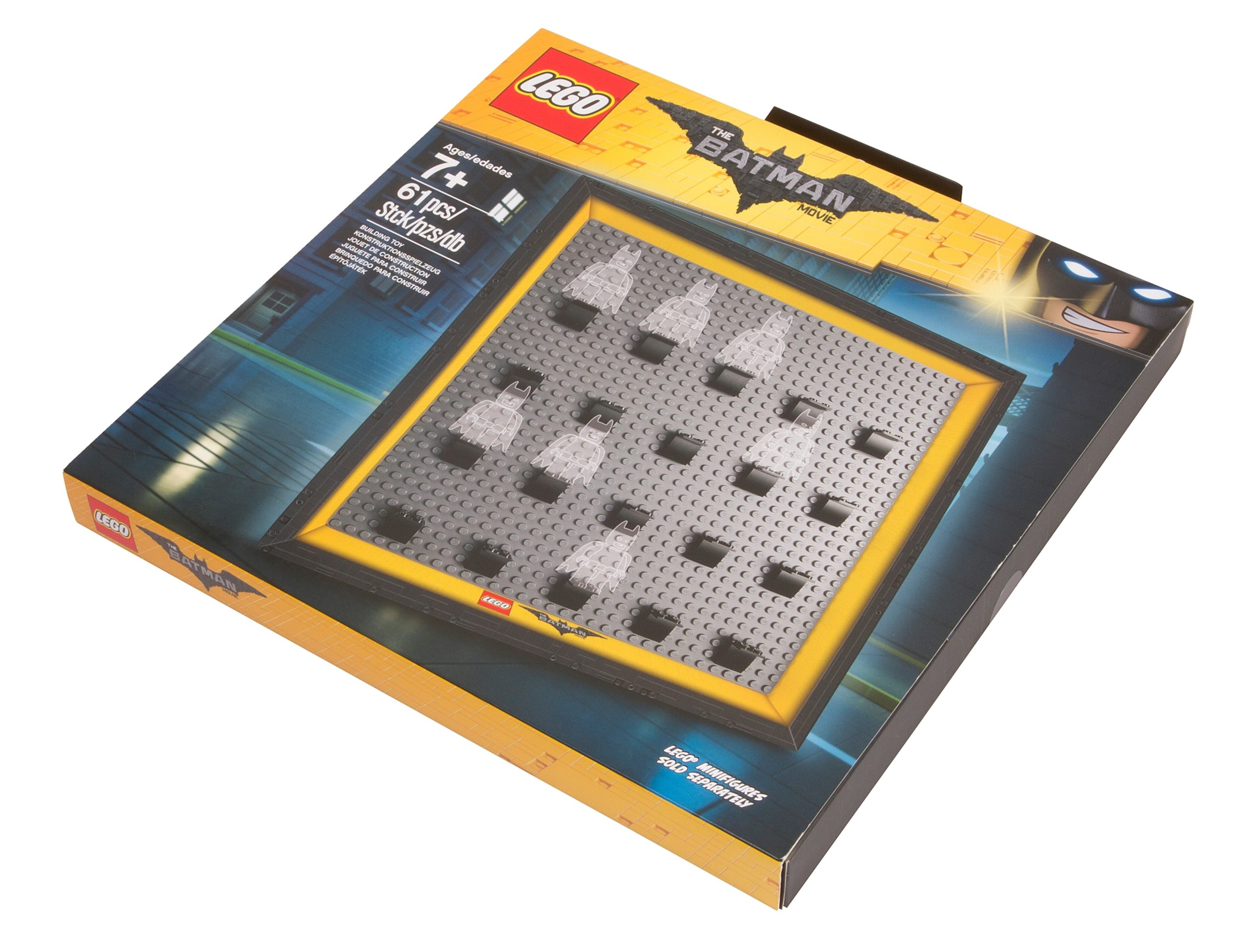lego 853638 batman movie batman minifigure collector frame scaled