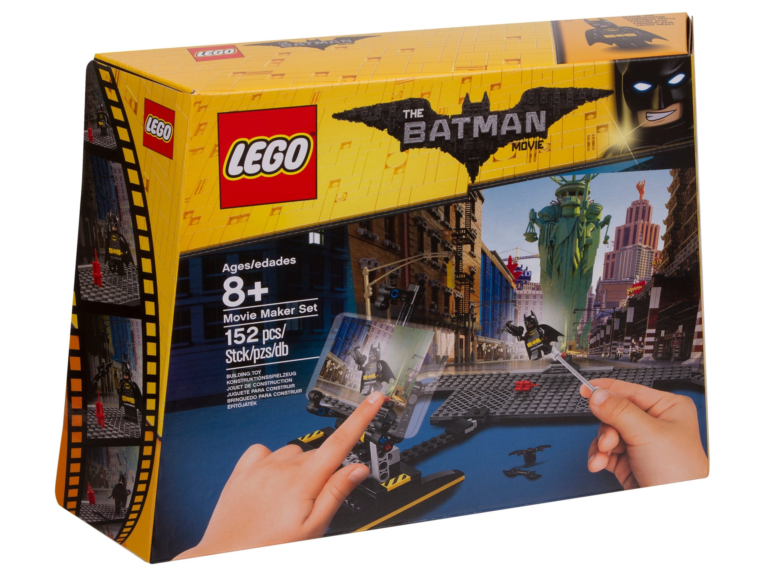lego 853650 batman movie batman movie maker set scaled