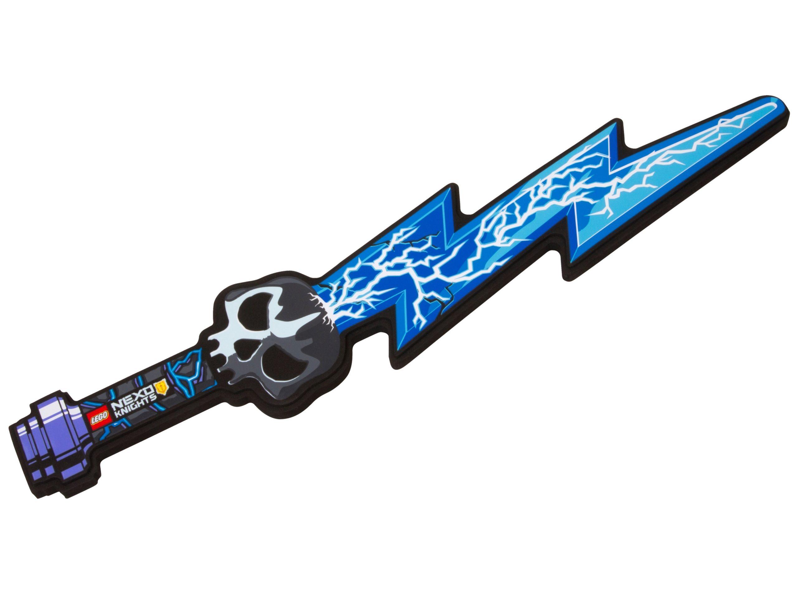 lego 853678 nexo knights jestros sword scaled