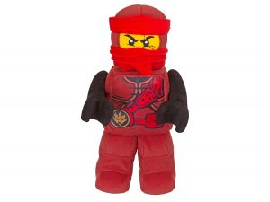 lego 853691 ninjago kai minifigure plush