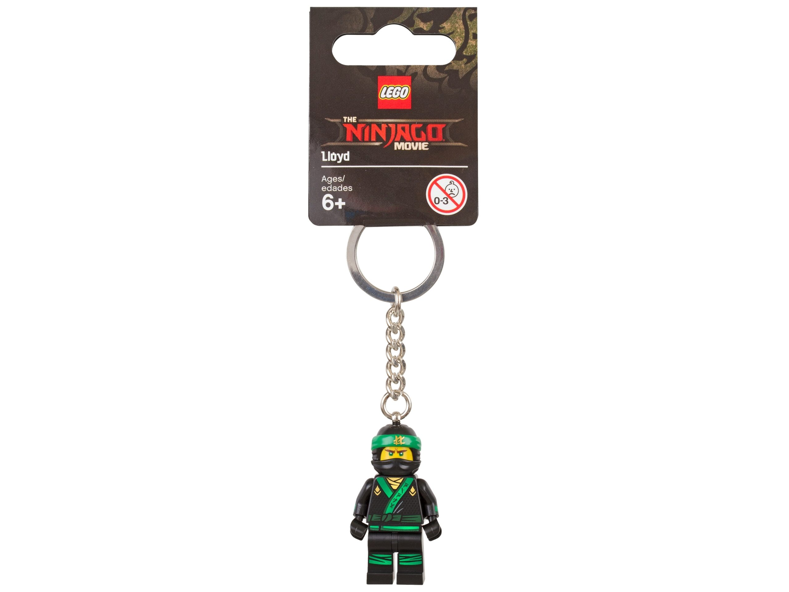 lego 853698 ninjago movie lloyd key chain scaled