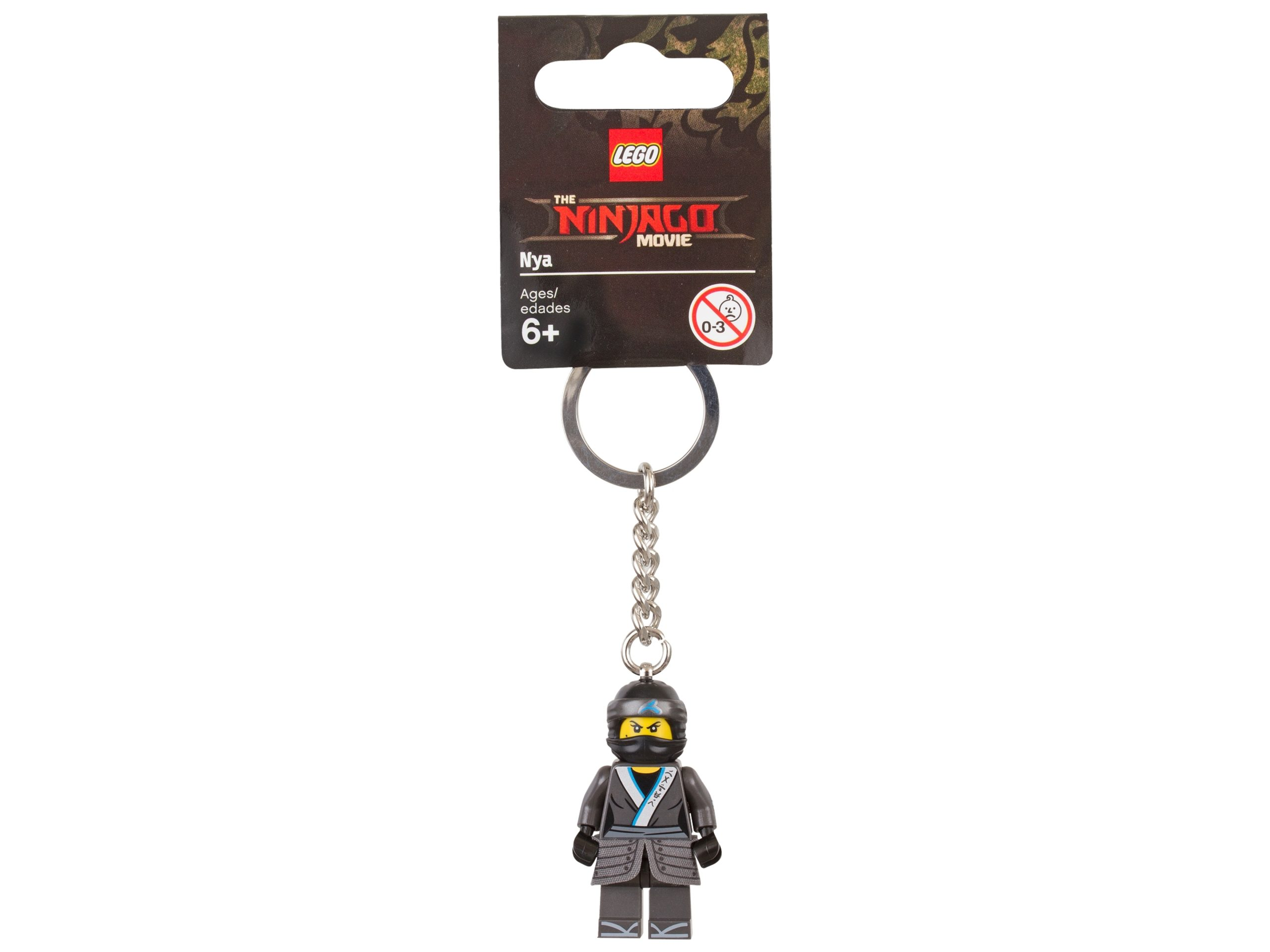 lego 853699 ninjago movie nya key chain scaled