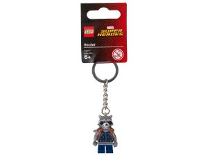 lego 853708 marvel super heroes rocket key chain