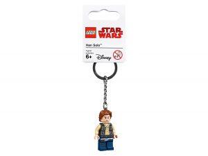 lego 853769 han solo key chain