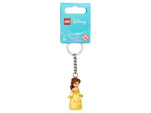 lego 853782 belle key chain