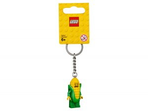 lego 853794 corn cob guy key chain