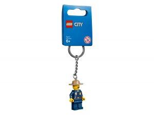 lego 853816 mountain police key chain