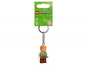 lego 853819 alex key chain