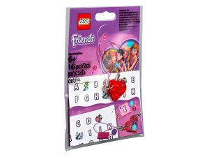 lego 853881 friends creative bag charms