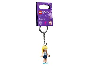 lego 853882 stephanie key chain