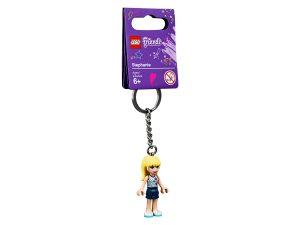 lego 853882 stephanie key chain