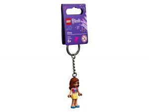 lego 853883 olivia key chain