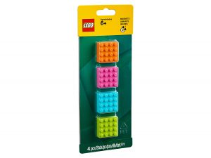 lego 853900 4x4 brick magnets