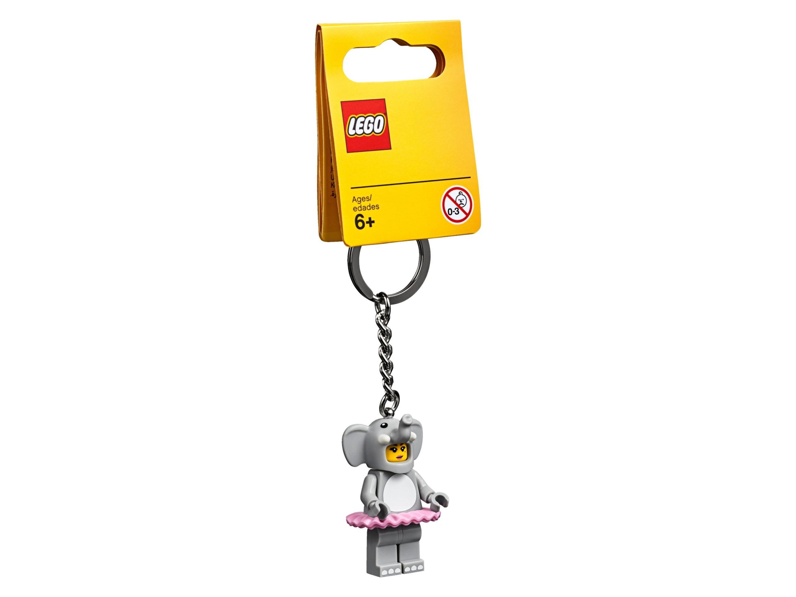 lego 853905 elephant girl key chain scaled