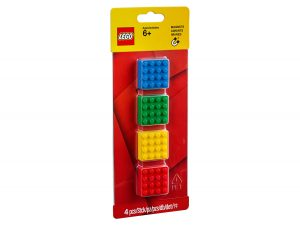 lego 853915 4x4 brick magnets classic