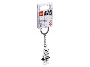 lego 853946 stormtrooper key chain