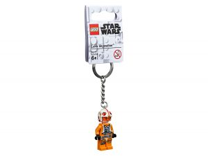 lego 853947 luke skywalker key chain