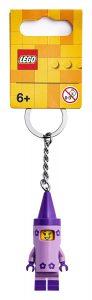 lego 853995 crayon girl key chain