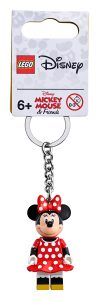 lego 853999 minnie key chain