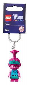 lego 854003 poppy key chain