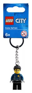 lego 854005 duke detain key chain